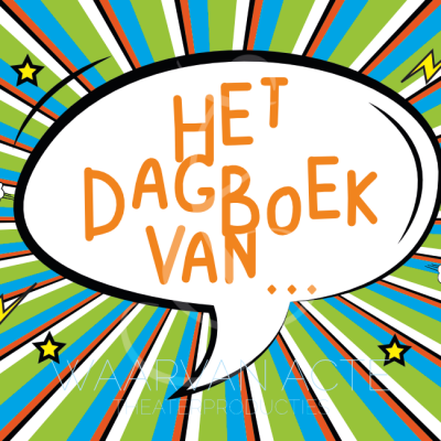 Het Dagboek Van... Sketch en mini-musical - Waarvan Acte Theaterproducties